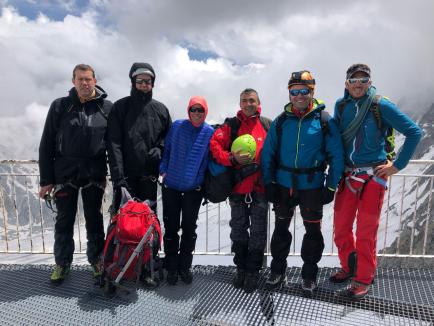 Jour 2 - 3300 m d'altitude... bien transpiré